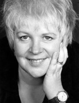 Liz Lochhead - photographer unknown.